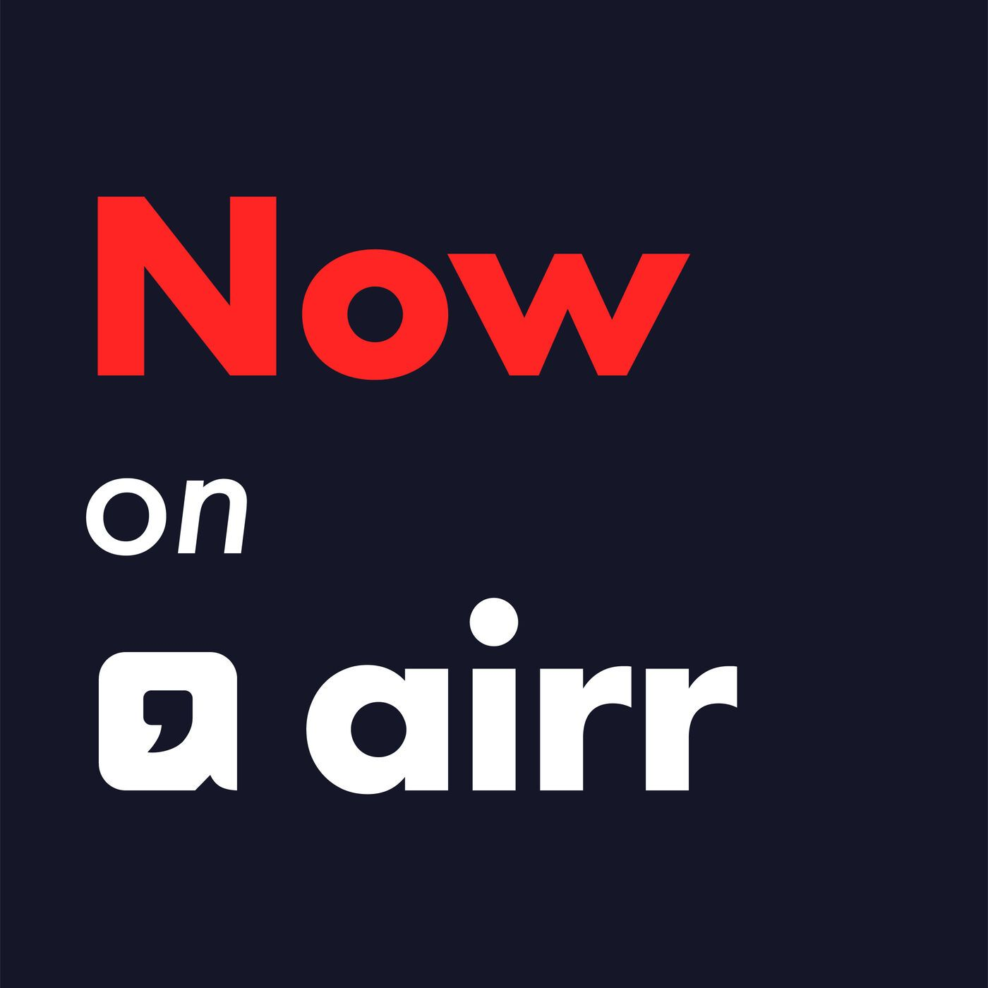 Now on Airr
